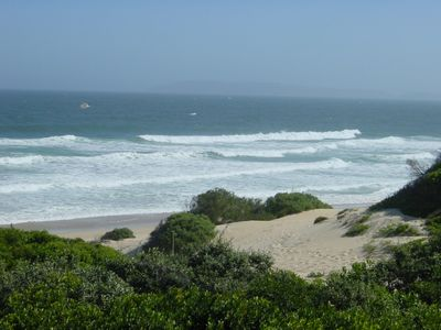 Plettenberg Bay house rental - On the Indean Ocean