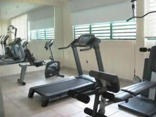 Loiza condo photo - Fitness Room at Clubhouse