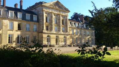 Chateau de Courtomer in Normandy: private, authentic, luxurious retreat