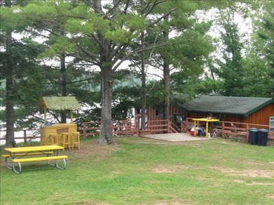 Vacation rentals by owner hayward wisconsin for Vrbo wisconsin cabins