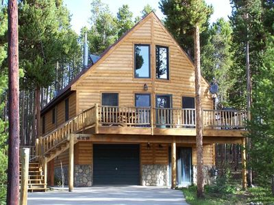 Awesome vacation getaway in columbine lake vacation for Grand lake colorado cabin rentals