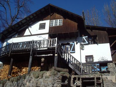 Comfortable cottage, 1 star, capacity 10 people d` Home