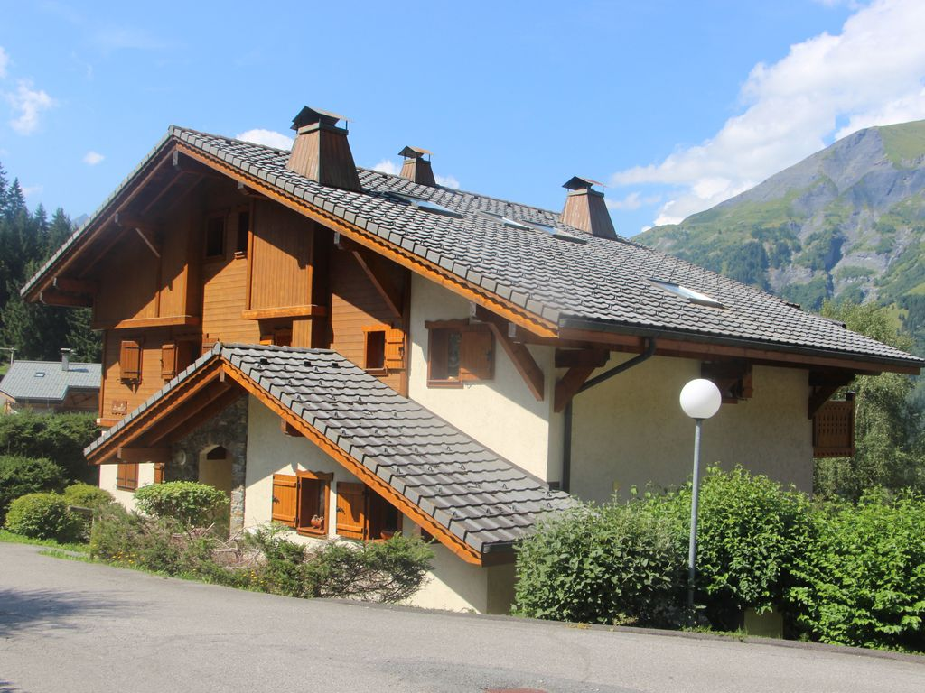 Holiday apartment, 32 square meters , Les Contamines-montjoie, France