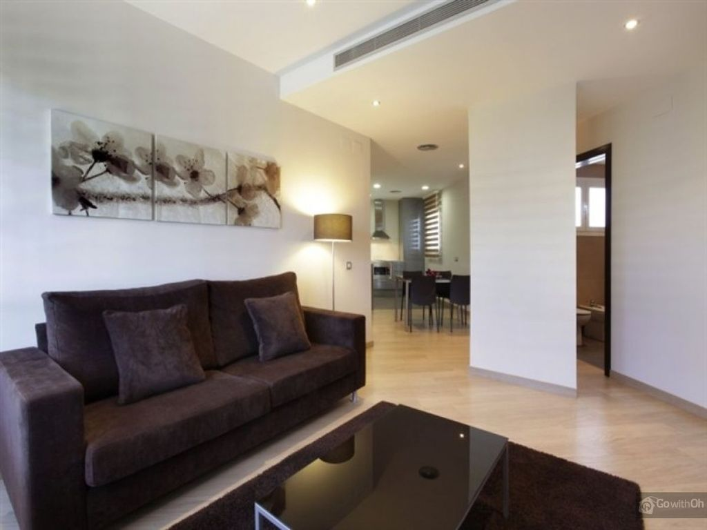 Bright And Spacious 1 Bedroom Apartment In Barcelona 1896757