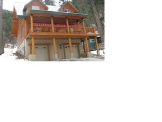 Ruidoso cabin photo - Beautiful Cabin in Upper Canyon