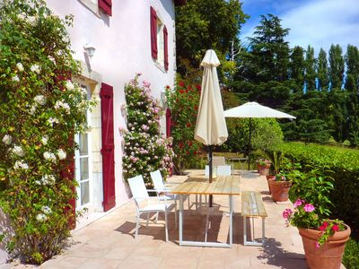 Biarritz house rental