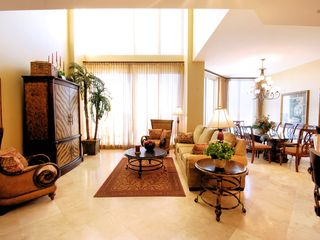 Silver Beach Towers Resort condo photo - Living room