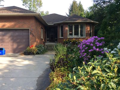 Bright and spacious home in historic town of Dundas.