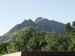Old Town Scottsdale townhome photo - Camelback Mountain views from the unit