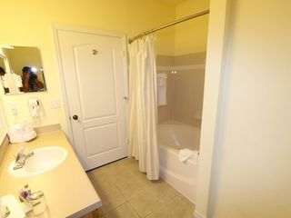 Runaway Beach Resort condo photo - Master Bathroom with Garden Tub