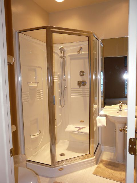 Separate Bathroom for Bedroom 6 with Jetted Shower