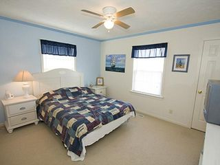 Surf City house photo - Queen Bedroom