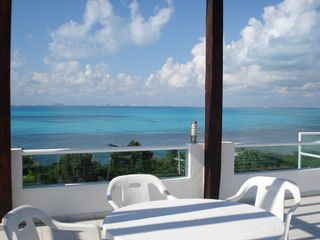 Isla Mujeres house photo - Rooftop terrace