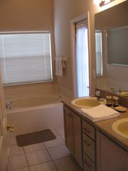 Kissimmee house photo - Master bathroom with exterior direct access