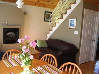 Darnley cottage rental - Dining room in the Green Cottage