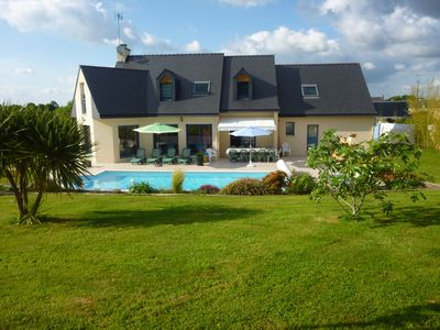 Recent stunning villa sleeps 13 suitable for disable people