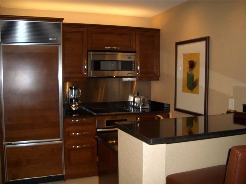 1 bedroom penthouse mgm signature luxury suite vrbo for Signature kitchen suite