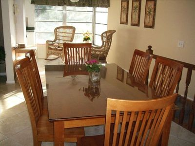 Formal Dining Area Upstairs
