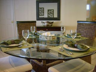 Another view of dining area - Siesta Key house vacation rental photo