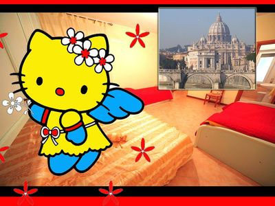 Centro Storico (Old Rome) apartment rental - APT ' VATICAN - 33 ANGEL ! '