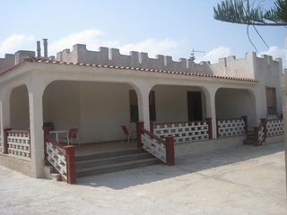 Pachino villa photo - Spacious 3 bedroom home..