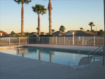 Haines City house rental - Community Pool.