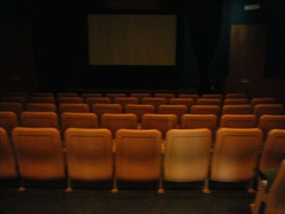 Community movie theater
