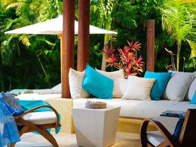 Las Palmas Villa 23 offers the best inndoor-outdoor living, Punta Mita-style!