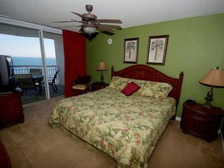 Crescent Beach condo photo - Oceanfront Master Bedroom