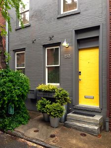 Modern Row Home in Center City Philadelphia