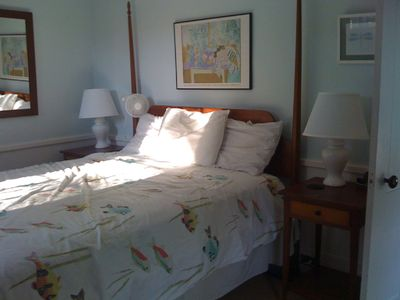 Wellfleet estate rental - Master bedroom
