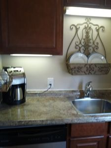 Annapolis apartment rental - kitchen - all new stainless steel appliances