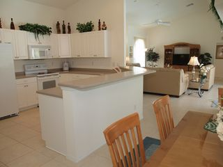 Briarwood Naples house photo - bright kitchen area