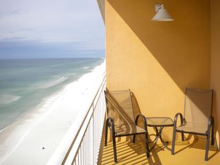 Splash Resort condo photo - Relax on your on private balcony!