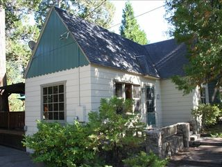 Lake Arrowhead cabin photo - Your summer vacation is just beginning!