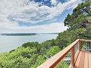 Elevated Deck - Enjoy breathtaking views of the lake from the elevated deck.