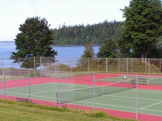 Port Ludlow condo photo - Tennis courts