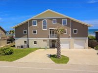Big beach house with plenty of room for everyone.  Game room with pool table.