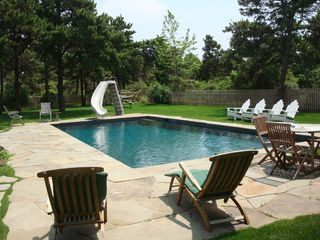 Beautiful House With In Ground Pool On Homeaway Nantucket