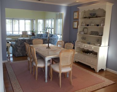 Westhampton Beach house rental - Dinning Room
