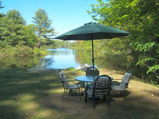 Hillsborough cottage photo - Enjoy cookouts by the water!