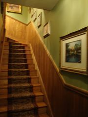 Boston condo photo - The beautiful entrance to the home.