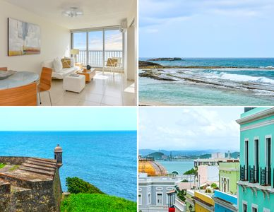 Stunning views, crystal clear water and historic Sa Juan beauty