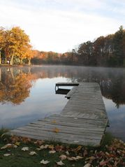 Saugatuck / Douglas house photo - Fall is a beautiful time to visit!