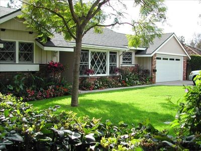 Chandler Estates/Sherman Oaks beautifully maintained 3 bedroom 2 bathroom home