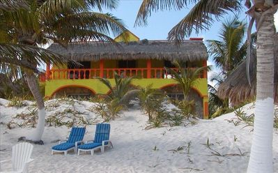 Casa Tranquillo on Caribbean Sea