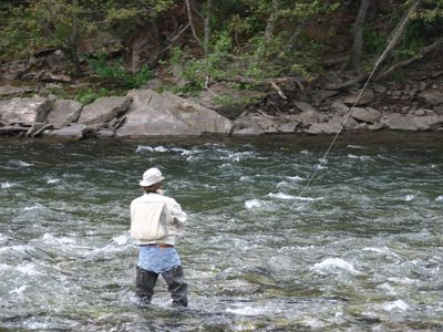 Fishing-World Class Trout Fishing 1/4 mile away