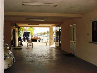 Key Largo house photo - Covered Carport with lower Apartment