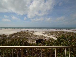 Clearwater Beach condo photo - Beachview from balcony