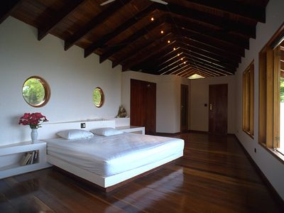 Manuel Antonio villa rental - Upper Bedroom suite